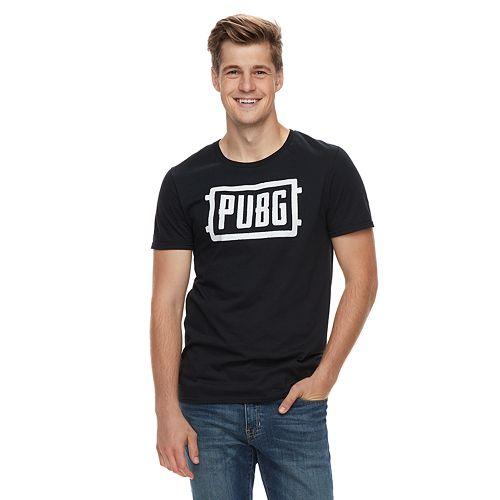 Men's PUBG Logo Tee