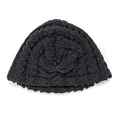 Women's MUK LUKS Chunky Cable Knit Turban