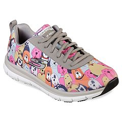 Skechers Work Relaxed Fit Comfort Flex Pro HC SR Women's Water Resistant Shoes