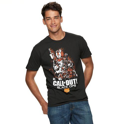 Men's Call of Duty Black Ops Tee
