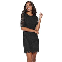 375999fdf3 Women s Sharagano Lace Sheath Dress