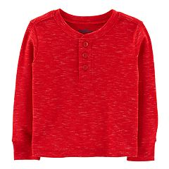 Toddler Boy OshKosh B'gosh® Thermal Henley Top