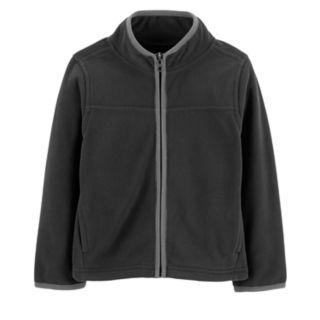 Toddler Boy OshKosh B'gosh® Zip Fleece Lightweight Jacket