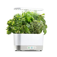 AeroGarden Harvest Indoor Garden avec kit de gousses d'herbes gourmandes