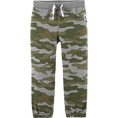 Toddler Boy Carter's Basic Fleece Pants