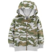 Toddler Boy Carter's Zip Hoodie