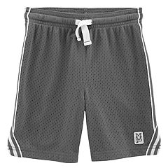 Toddler Boy Carter's Basic Mesh Shorts