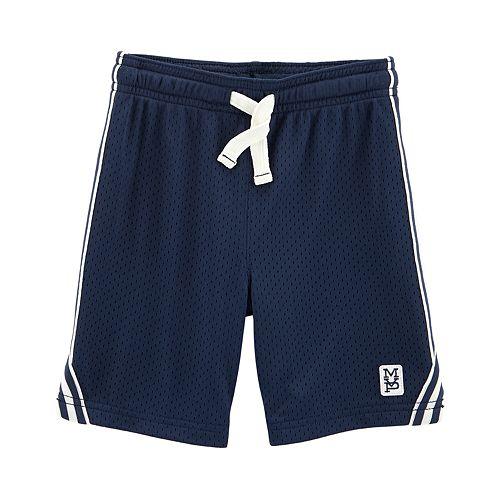 Toddler Boy Carter's Basic Mesh Shorts
