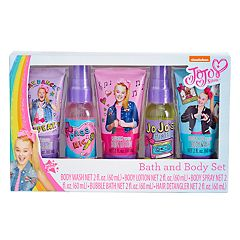 Girls JoJo Siwa Bath & Body Set
