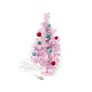 DCI LED Texas State Bobcats Tinsel Tree