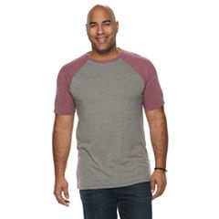 Big & Tall SONOMA Goods for Life™ Supersoft Regular-Fit Crewneck Tee