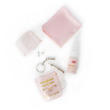 DCI Pink Eyeglass Care Kit