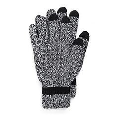 Women's MUK LUKS Knit Tech Gloves