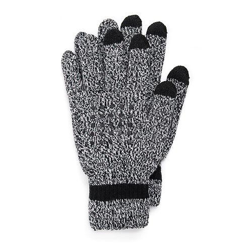 Women's MUK LUKS Knit Tech Gloves