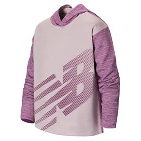 Girls 7-16 New Balance Hooded Pullover Top