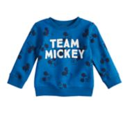 "Disney's Mickey Mouse Baby Boy ""Team Mickey"" Sweatshirt by Jumping Beans®"