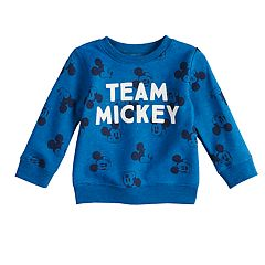 Disney's Mickey Mouse Baby Boy 'Team Mickey' Sweatshirt by Jumping Beans®