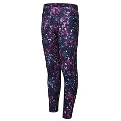 Girls 7-16 New Balance Printed Fashion Performance Tights