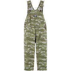 Toddler Boy OshKosh B'gosh® Lined Overalls