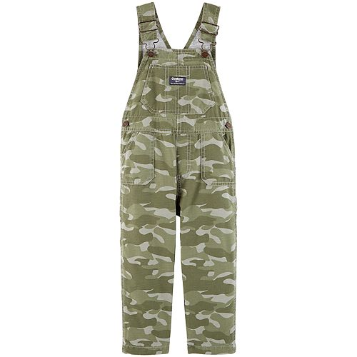 Toddler Boy OshKosh B'gosh® Lined Overalls