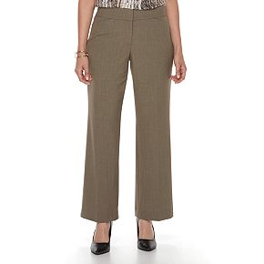 Petite Dana Buchman Curvy Fit Dress Pants
