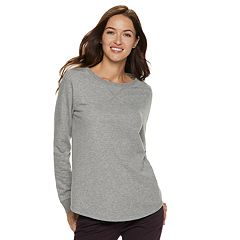 Women's SONOMA Goods for Life™ French Terry Crewneck Sweatshirt