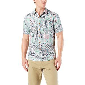 Men's Dockers® Signature Comfort Flex No-Wrinkle Button-Down Shirt
