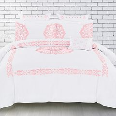 CosmoLiving by Cosmopolitan Margot 6-piece Embroidered Comforter Set