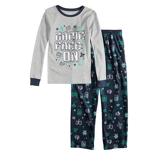 Boys 4-14 Carter's Video Games 2-Piece Pajama Set