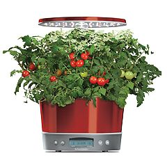AeroGarden Harvest Elite 360 with Gourmet Herb Seed Pod Kit