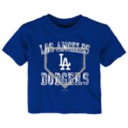 Toddler Boy Los Angeles Dodgers Home Plate Tee