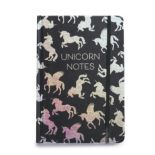 Unicorn Notes Bound Journal