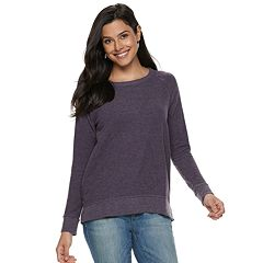 Petite SONOMA Goods for Life™ Supersoft Scoopneck Top