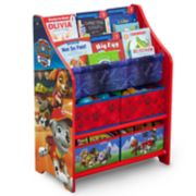 Delta Children Paw Patrol Book & Toy Organizer