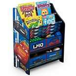 Disney / Pixar Cars Book & Toy Organizer by Delta Children