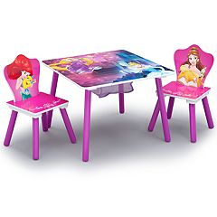Disney Princess Table & Chair Set by Delta Children