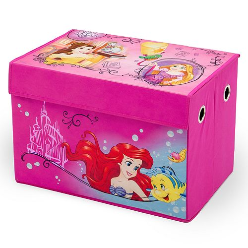 Disney Princess Toy Box by Delta Children