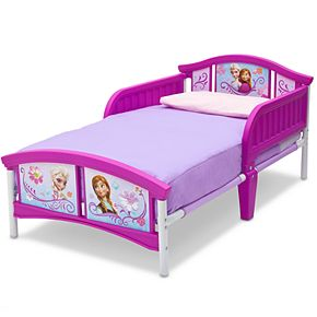 Disney Frozen Elsa & Anna Toddler Bed by Delta Children