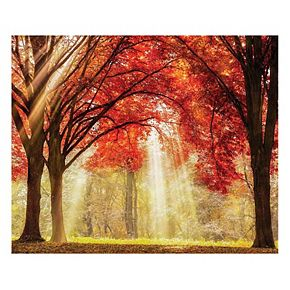 New View Everland Canvas Wall Art