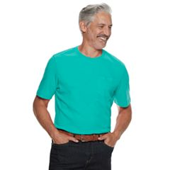 Men's Croft & Barrow® Classic-Fit Easy-Care Crewneck Pocket Tee