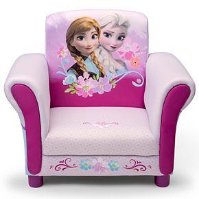 Disney's Frozen Upholstered Chair by Delta Children