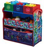 Delta Children PJ Masks Multi-Bin Toy Organizer