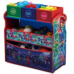 Delta Children PJ Masks Multi-Bin Toy Organizer