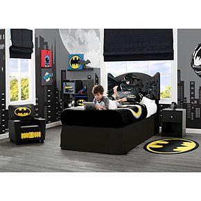Delta Children Batmobile Twin Bed
