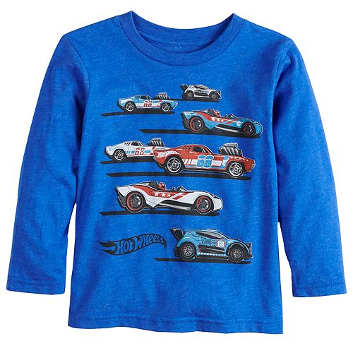 Toddler Boy Jumping Beans® Hot Wheels Graphic Tee