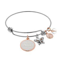 love this life 'Unlock Your Dreams' Bangle Bracelet