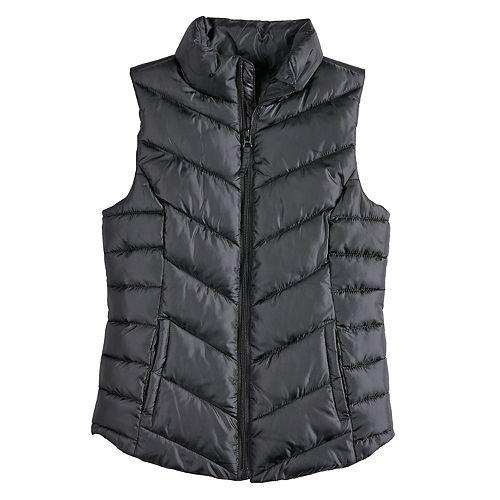 Girls 7-16 SO® Puffer Vest