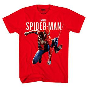 Boys 8-20 Spider-Man Icon Tee