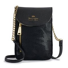 Juicy Couture Cellie Mini Crossbody Bag
