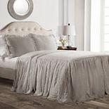 Lush Decor Ruffle Skirt Bedspread Set